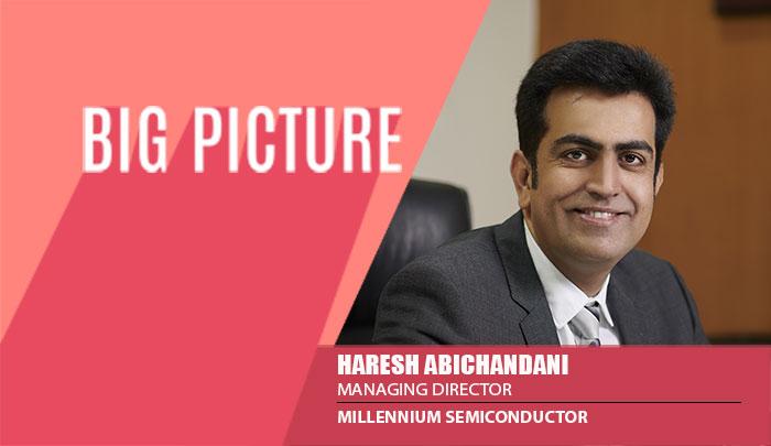Harish Abichandani | Managing Director | Millennium Semiconductor