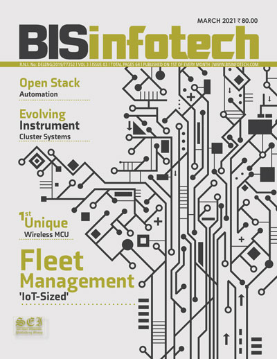 Bisinfotech Magazine cover march 2021