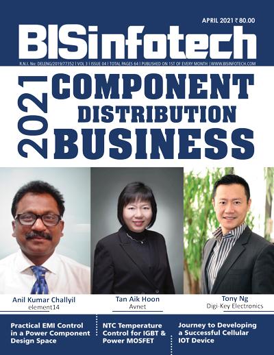 Bisinfotech Magazine Cover April 2021