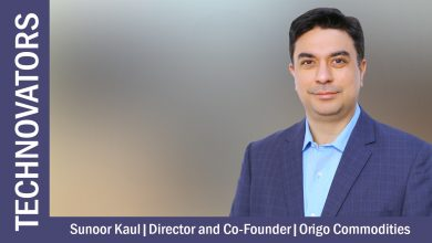 Sunoor Kaul, Director, and Co-founder, Origo Commodities final