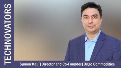 Sunoor Kaul, Director, and Co-founder, Origo Commodities final