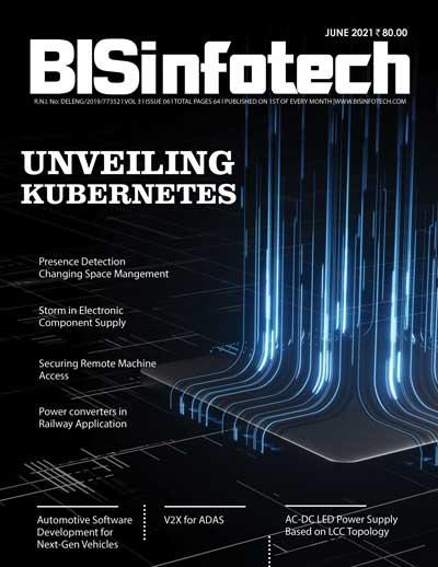 Bisinfotech Magazine cover June 2021