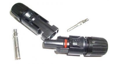Solar-connector