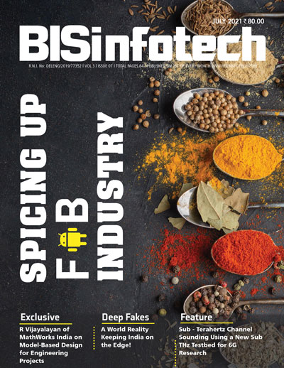 Bisinfotech Magazine cover July 2021