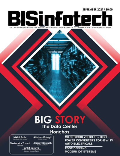 Bisinfotech Magazine cover September 2021