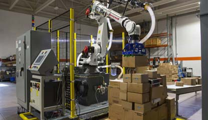 Honeywell New Robotic Tech Help in Warehouse Automation