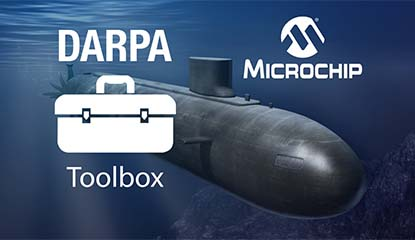Microchip Joins DARPA Toolbox Initiative