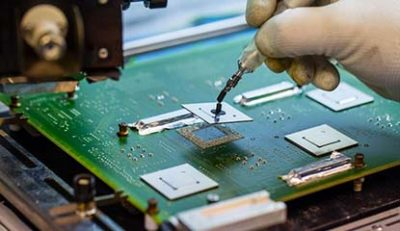 Surface Mount working